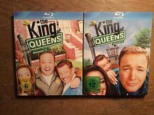 The King of Queens - Die komplette Staffel 2 + 3 [4 BLU RAY ] Kevin James