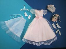 Barbie SKIPPER Vintage Complete Outfit JUNIOR BRIDESMAID #1934 Free Shipping USA