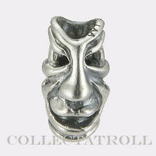 Authentic Troll Beads Silver Fabled Faces Trollbead *Retired*  11265
