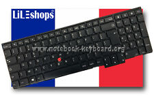Clavier Français Original Pour Lenovo ThinkPad Edge E531 E540 NEUF
