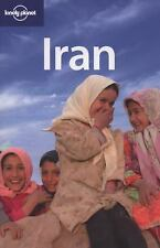 Lonely Planet Iran (Country Travel Guide), Andrew Burke, Mark Elliott, Good Cond