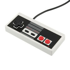 Hot 8 Bit Controller For Nintendo NES System Console Classic Style 6ft