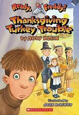 Ready, Freddy!: Thanksgiving Turkey Trouble 15 Abby Klein (2008, Paperback) Book