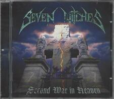 SEVEN Witches-Second era in Heaven/NUOVO, NEW, OVP, still sealed 99er CD!!
