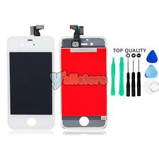 LCD Display Touch Screen Digitizer Assembly + Repair Kits for iPhone 4S White