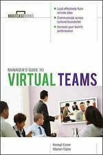 Manager's Guide to Virtual Teams (Briefcase Books)