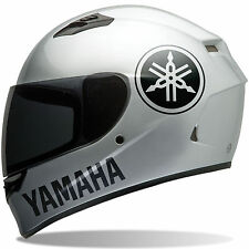 Yamaha Matte moto sticker for helmet decal motorcycle parts shoel arai bell