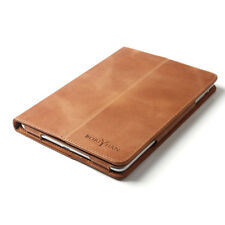 Magnetic Real Genuine Leather Case Smart Cover For Apple iPad mini 3 2 1 Wallet