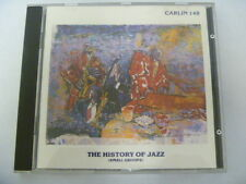 RARE LIBRARY SOUNDS THE HISTORY OF JAZZ CARLIN 147 FREEPOST CD
