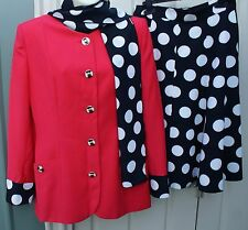 MANSFIELD suit skirt size 10 UK