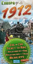 Ticket To Ride: Europa 1912 Expansion  - BRAND NEW