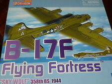 DRAGON WINGS 1:144 BOEING B-17F FORTRESS - SKY WOLF 358th BS 1944 51006