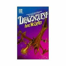 Dragonquest (Dragonriders of Pern #2), Anne McCaffrey, 0345335082, Book, Accepta