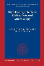 NEW High Energy Electron Diffraction and Microscopy 978-0199602247