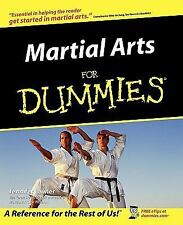 Martial Arts For Dummies by Jennifer Lawler (2002, Paperback)