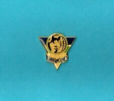 Minnesota Timberwolves Logo #1 NBA Basketball Lapel Hat Pin