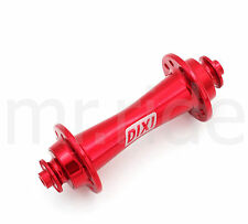 Dixi 20H key hole 76g CNC Front Hub Road Bike bicycle Red