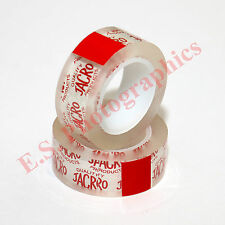 16mm CIR Roll Of Professional Splicing Tape Manufactured By Jacro For Cine Film