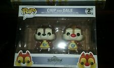 FUNKO POP! DISNEY KINGDOM HEARTS CHIP AND DALE FIGURES (IN STOCK)