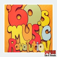'60s MUSIC REVOLUTION by Time Life - 9 CD Set - 145 Groovin' Hits - BRAND NEW!!
