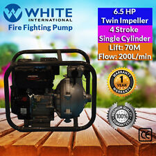 6.5HP Twin Impeller High Pressure Water Transfer Pump Fire Fighting Irrigation
