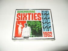 remembering the sixties 1962  3 cd readers digest 2006
