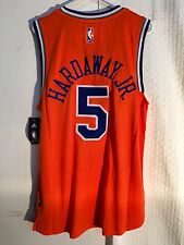 Adidas Swingman 2015-16 NBA Jersey Knicks Hardaway JR. Orange sz 2X