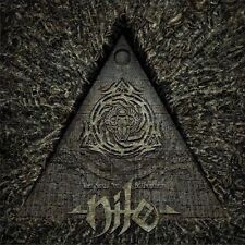 Nile - What Should Not Be Unearthed CD 2015 jewel case death metal Nuclear Blast