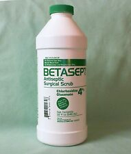 Betasept Antiseptic Surgical Scrub 32 oz-Exp. 2018- SHIPS USPS PRIORITY MAIL