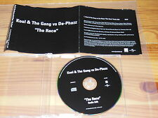 KOOL & THE GANG VS DE-PHAZZ - THE RACE  / 1 TRACK MAXI-CD 2003