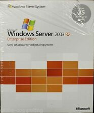 Microsoft Windows Serveur 2003 R2 Enterprise Edition 25 CAL NÉERLANDAIS