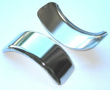New Mini Bike Go Kart Chrome Plated Wide Fender. USA SELLER!!