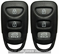 2 New Replacement Remote Key Keyless Fob Transmitter Fits Hyundai 3Q001
