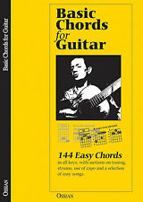 Basic Chords For Guitar How To Use then Learn to Play Beginner Music Book