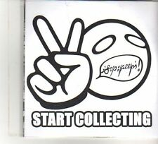 (DW53) Start Collecting, Sup:Peeps! 20 tracks various artists - 2 DJ CDs