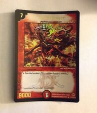 Duel Masters TCG - Boltail Dragon x 1 - Foil Promo Card L11/12 Y1