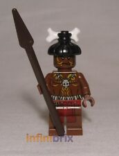Lego Cannibal 1 from Set 4182 Cannibal Escape Pirates of the Caribbean poc008