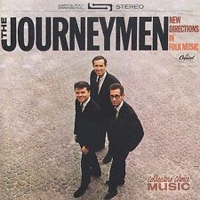FREE US SH (int'l sh=$0-$3) NEW CD The Journeymen: New Directions in Folk Music