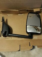 New OEM 2003 newer RH Chevy Express GMC Savana wide manual mirror 03 Velvac 2020