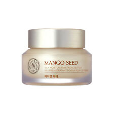 THE FACE SHOP Mango Seed Silk Moisturizing Facial Butter - 50ml