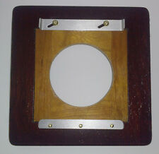 "1 ADAPTER 6x6""  for 4x4"" Wisner boards to DEARDORFF 8""x10"" made of  3/8"" Plywood"
