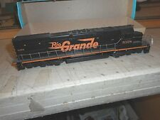 Athearn # 4503 D&RGW SD40T-2 POWER UNIT, RIO GRANDE # 5378,  BOX, HO SCALE
