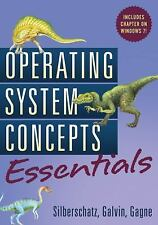 Operating System Concepts Essentials by Abraham Silberschatz, Greg Gagne and...