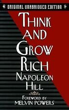 Think and Grow Rich by Napoleon Hill (1999, Paperback)