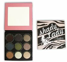 theBalm Shady Lady - Eye shadow Palette Vol 2  ZEBRA, Vibrants, Natural & Nudes