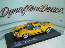Minichamps 1 43 2004 Ford GT 100 Year Anniversary * Heart & Soul * FREE SHIP!