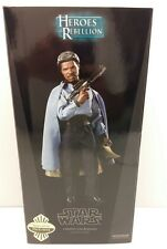 Sideshow  - STAR WARS 1:6 Scale figure - LANDO CALRISSIAN - EXCLUSIVE -