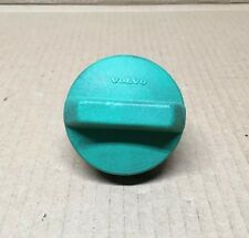 Volvo RARE Green OEM Gas Cap Fuel Filler 3514227