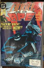 Angel and the Ape #1 comic book DC Comics - FAST SHIPPING WORLDWIDE!!!!!!