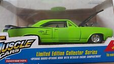 1998 TOOTSIE TOY MUSCLE CARS 1969 PLYMOUTH GTX LIMITED EDITION 1:24 SCALE